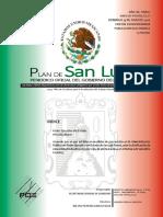 SLP ACUERDO ESTABLECE MEDIDAS PREVENCION ADMINISTRACION PUBLICA ESTATAL CLASIFICACION SEMAFORO ROJO COVID 19 OFICIALIA MAYOR (19-JUL-2020).pdf