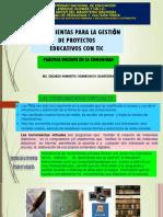 2.- HERRAMIENTAS PARA LA GESTIÓN TIC pptx