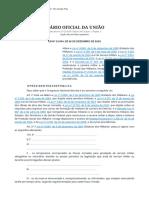 LEI Nº 13.954, DE 16 DE DEZEMBRO DE 2019 - LEI Nº 13.954, DE 16 DE DEZEMBRO DE 2019 - DOU - Imprensa Nacional