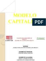 MODELO CAPITALISTA