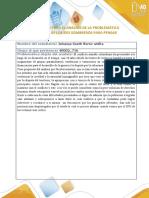 Fase 3- Formato para el análisis de la problemática