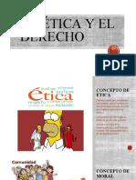 Etica y Derecho