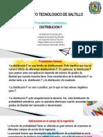 Usos de la F-Distribución Presentacion