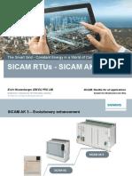 Capacitacion SICAM AK3
