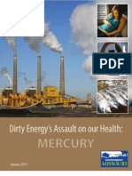 Environment Missouri Mercury Report 2011