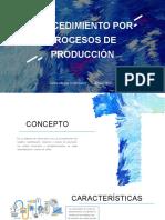 Procedimientos por procesos
