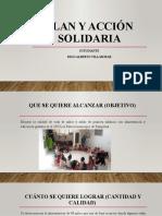 Plan y Acción Solidaria