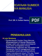 Persentasi BADP Riau SDM 1