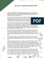 Nota Repudio - OAB