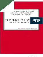 Derecho Romano - Maria Elena Sandoval