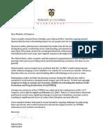 Letter to Congress ATPDEA - Final