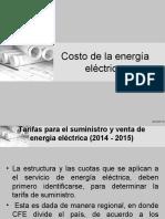 190926 Costo de la energía