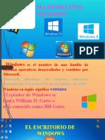 sistema operativo w