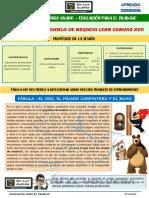 S32 1°y 2° EPT - MI MODELO DE NEGOCIO LEAN CANVAS XVII