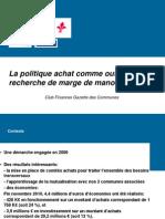 La nouvelle politique Achat de la ville de Lille