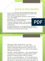 Module1 - Components of Philosophy