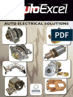 AutoExcel Auto-electrical Catalogue 2009