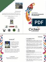 INVITACION DIA DEL ORIENTE ECUATORIANO 12 DE FEBRERO