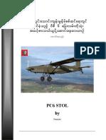 PC6 STOL