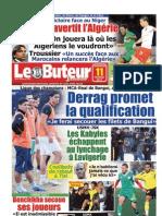 LE BUTEUR PDF du 11/02/2011