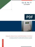 Gent-vigilon-consultants-specification