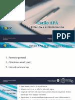 Leace APA 7 ed. 2020