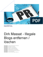 Dirk Massat - Reputationmanagement