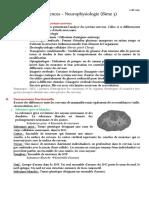Physiopathologie-Neuroscience