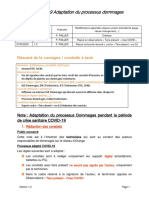 COVID 19 - Adaptation Processus Dommages V1.2