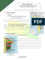 A.1 - O expansionismo europeu - Teste Diagnóstico (2)