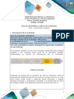 Guia de actividades y Rúbrica de evaluación - Reto 4 Autonomía Unadista