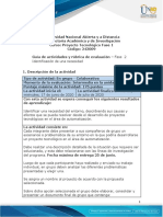 Guía de actividades y rúbrica de evaluación - Unidad 1 - Fase 2 - Identificación de una necesidad (1).pdf