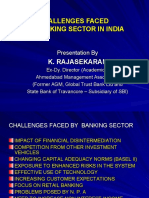 Challenges Faced Banking Sector