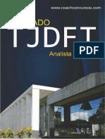 SIMULADO TJDFT AJAJ - 2019