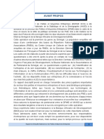 Rapport provisoire ENPME
