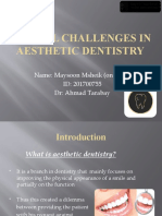Ethical challenges in aesthetic dentistry.pptx