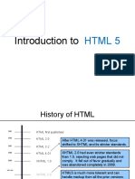 01--HTML5--Intro