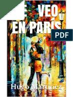 Te veo en Paris - Hugo Martinez