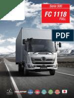 NUEVO FC1118 FULL