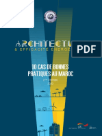 Catalogue Archi  biolimatique maroc