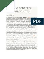 100 love sonnet XVII intro.docx