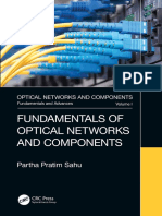 Fundamentals of Optical Networks and Components, 2020.pdf