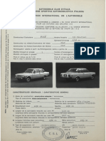 Fiat 131 homologation_form_number_5669_group_1