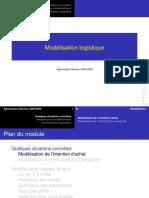 modelisation logistique agro campus