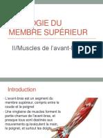 2-Muscles de l'AVANT BRAS.pdf