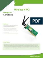 TL-WN851ND(EU&US)1.0-datasheet