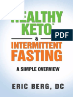 Healthy KetosysIntermittent Fasting
