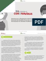Diretrizes para o Planejamento Institucional de Retomada das Atividades Presenciais no IFPA e Recomposição do Calendário Acadêmico 2020.pdf