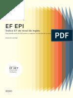 English Proficiency Index (EPI) 2021
