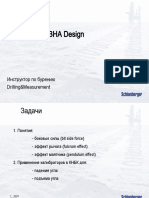 4. BHA Design
